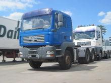 Used 2008 MAN TGA 33