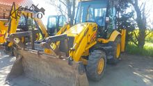 JCB 3CX sitemaster Plus backhoe