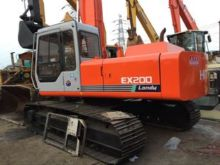 2004 HITACHI EX200-1 tracked ex