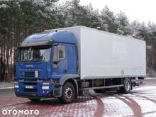 2006 IVECO isothermal truck