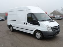 2009 FORD Transit, cargo up to