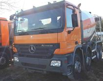 2009 MERCEDES-BENZ 3541 concret