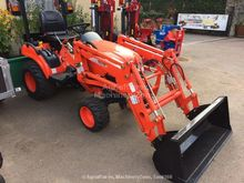 2016 KIOTI CS2610 mini tractor