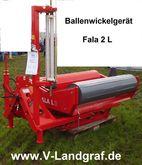 2017 UNIA Fala round bale wrapp