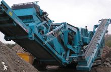 2011 POWERSCREEN XH500SR crushi