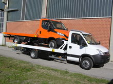 2012 IVECO daily 70C17 tow truc