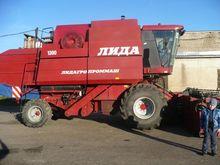 2005 Lida-1300,1600 combine-har