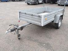 1989 HINOWA ST1200, trailer and