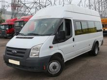 2011 FORD Transit passenger van