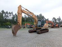 Used 2008 CASE CX210