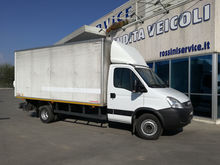 2011 IVECO Daily 60C17 closed b