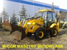 2011 JCB 2CX backhoe loader