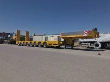 New DONAT 8 Axle Ext
