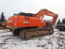2003 DAEWOO , excavator tracked