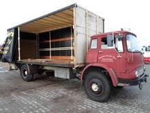 1977 BEDFORD TK 1470 Schuifzeil