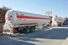 OZGUL gas tank trailer