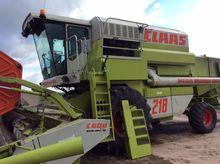 Used 1995 CLAAS Mega