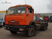 Used 2008 KAMAZ 1K h