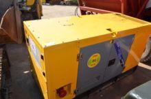 2015 KAWAKENKI 30KVA generator