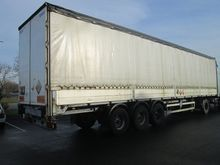 2004 BIZIEN TAUTLINER curtain s