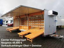 2014 WöRMANN Verkaufsanhänger s
