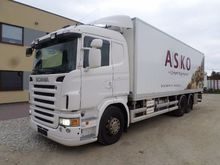 Used 2009 SCANIA G42
