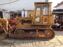 FIAT AD8 Y FIAT AD10C bulldozer