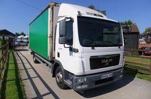 2010 MAN TGL 12.180 BB truck cu