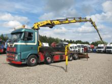 2005 VOLVO FH12-420 tow truck