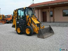 2012 JCB 1CX backhoe loader