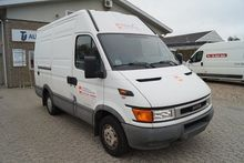 2002 IVECO Daily 2,8 29L9 10,2m