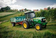 2016 FARMTECH EDK-500 tractor t