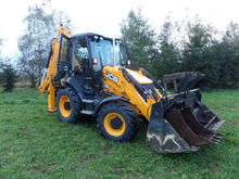 Used 2010 JCB 3 CX C
