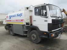 1990 MERCEDES-BENZ 13-14 fuel t