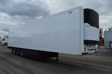 2008 KRONE SDR27 refrigerated s