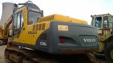 Used VOLVO EC 210 tr