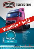 2009 VOLVO FH13 440 tractor uni