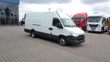 2014 IVECO 35C15V closed box va