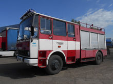 1990 LIAZ 101 Feuerwehr Rettung