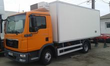 Used 2012 MAN TGL12.