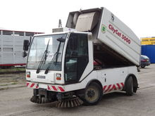 1998 BUCHER CITY CAT 5000 road