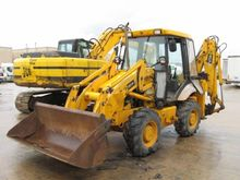 Used 2003 JCB 2CX ba