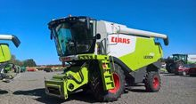 Used 2012 CLAAS Lexi