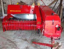 Used WELGER AP 45 sq