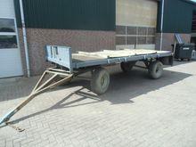 PLATTE wagen N4468 platform tra