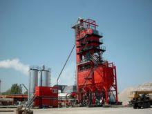 2017 Teltomat 160 asphalt plant