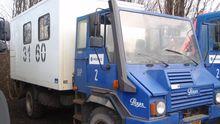 2000 Praga UV 80 shop truck
