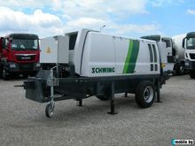 2009 SCHWING SP 1800 stationary