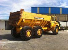VOLVO 5350B articulated dump tr