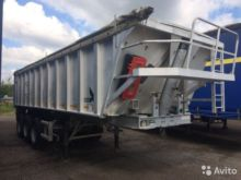 Used 2000 STAS tippe